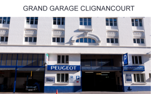 Photo du garage Parking Clignancourt