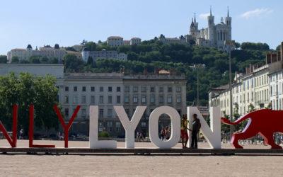 Stationnement Lyon