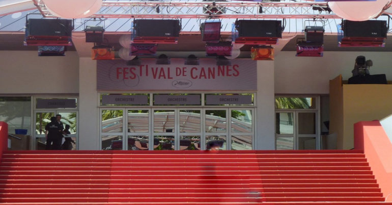 Parking festival de cannes