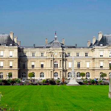 Photo du palais du Luxembourg