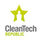 Logo de Cleantech Republic