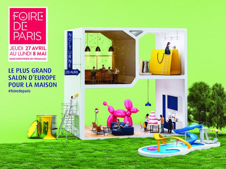 Places de parking Zenpark Foire de Paris