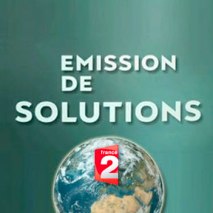 "Logo de ""emission de solutions"""