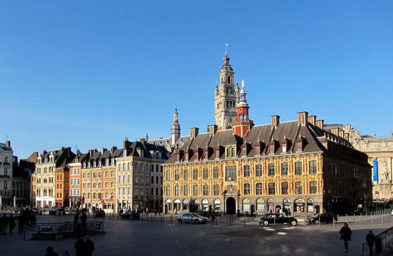 Zenpark Lille Place