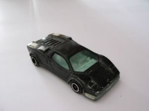 photo d'une miniature lamborghini