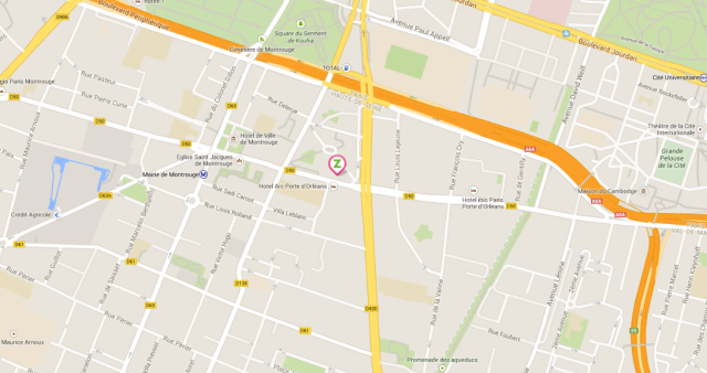 Parking Zenpark Montrouge