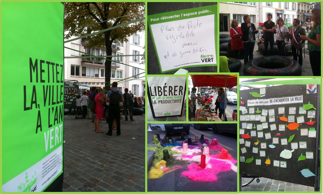 Photos du parking Day