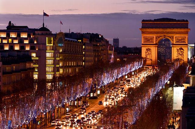 Champs Elysée Zenpark