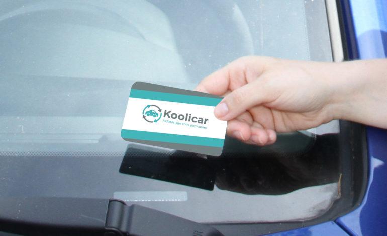 Koolicar partage de voiture