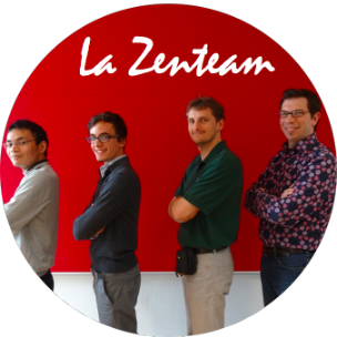 photo de la zenteam