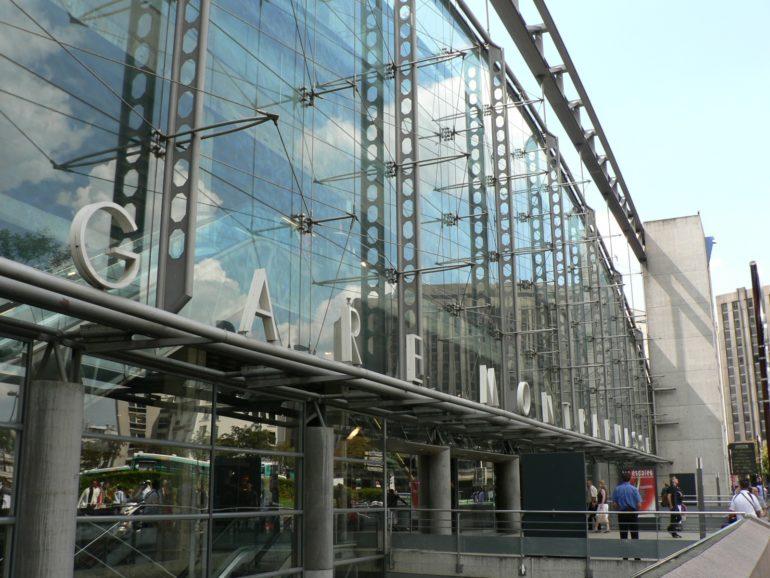 Gare SNCF Paris Montparnasse