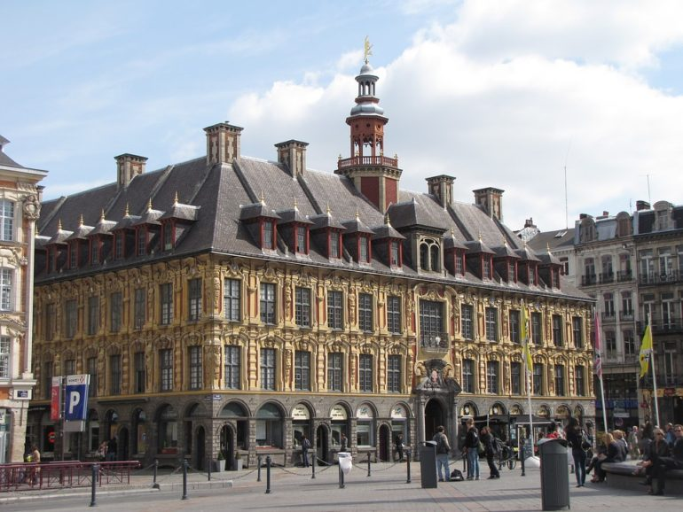 Comment se rendre à la Braderie de Lille