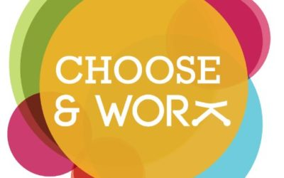 Choose and Work Logo