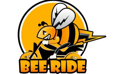 BeeRide logo