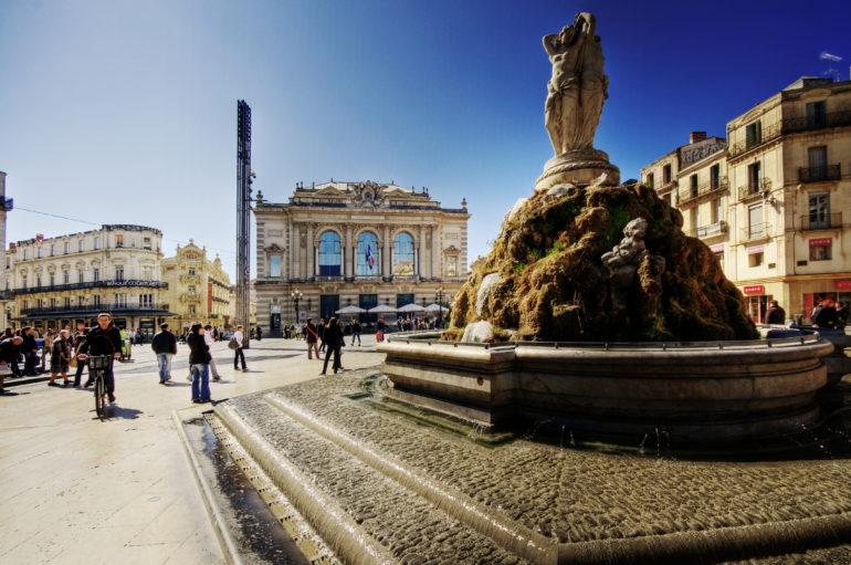 Montpellier_Place_de_la_Comédie