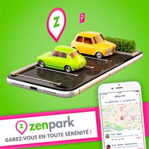 Réservation et location parking Zenpark