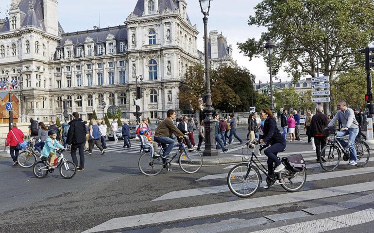 Journée Paris sans voiture