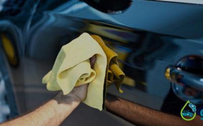 Gleem : lavage auto à domicile