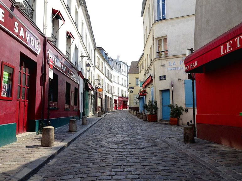 Couvre feu en France