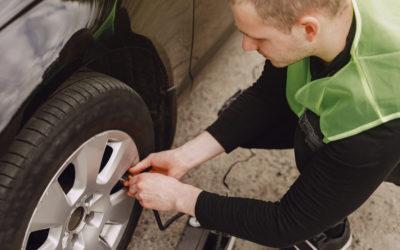 Gongflage pneu