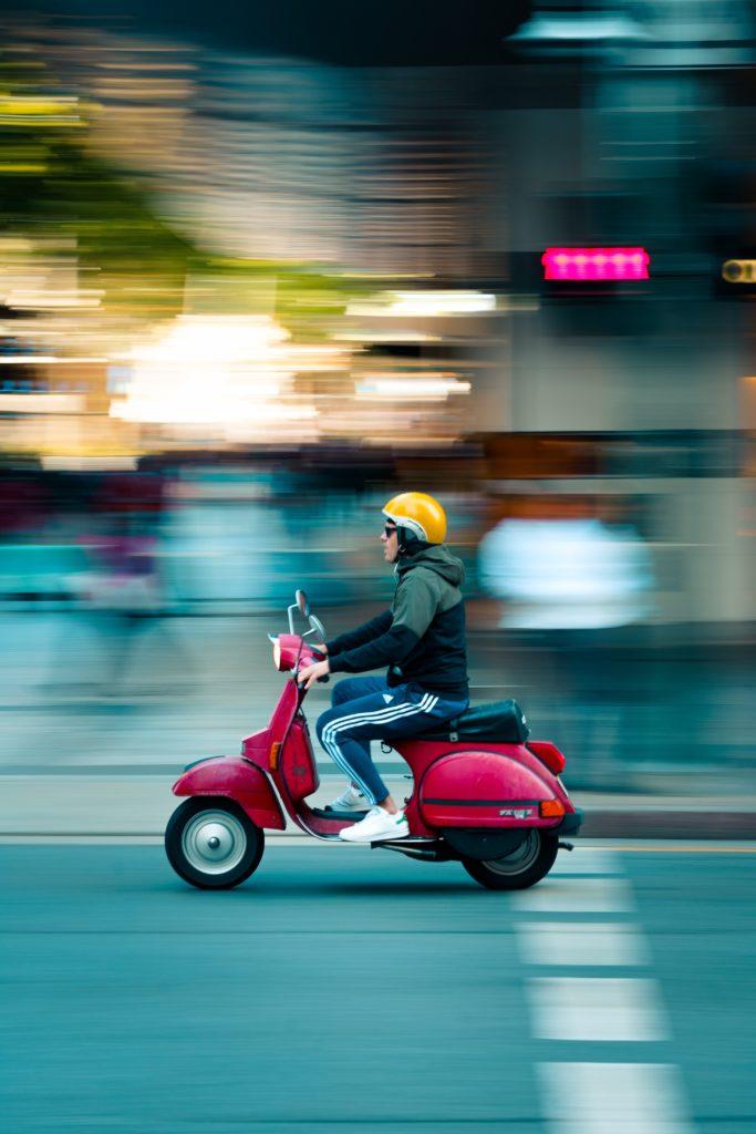 Stationnement à paris Motos-